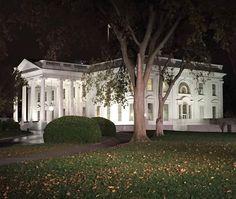 Chilly rainy night post Obama Netanyahu at White House to mend U.S.-Israel ties. #tvnewslife #tvnews #press #tvproduction by stevemuskat #WhiteHouse #USA