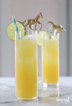 In celebration of the Kentucky Derby try this Black-Eyed Susan Cocktail. Bright and citrusy, it is the official drink for Preakness. Gold Drinks, Vodka Drinks, Cocktail Drinks, Alcoholic Drinks, Cocktail Recipes, Party Drinks, Summer Drinks, Drink Recipes, Summertime Drinks