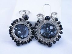 Dog and Owner matching jewelry set  Moon by barleecreations, $30.00