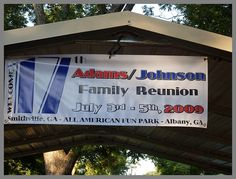 Website for banner printing The Reunion, Banner Ideas, Family Reunions, Banner Printing, Events, Decorations, Sign, Website, Party