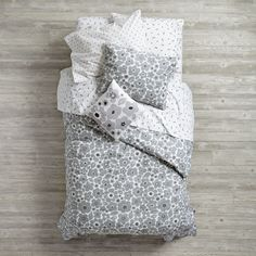 Shop Go Lightly Grey Girls Bedding.  Our Go Lightly Grey Girls Bedding features a mix of patterns & colors, and can be mixed and matched to create your own one-of-a-kind bedding set.