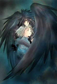 Howl moving castle- I looove this movie!! <3 <3
