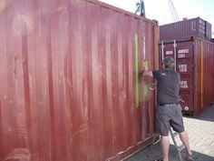 Shipping container by JerseyArtsTrust, via Flickr