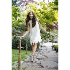 Tumblr ❤ liked on Polyvore featuring danielle and danielle peazer