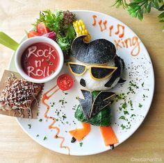 Rock n' Roll auf dem Teller!