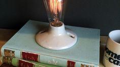 Luminária de Livros – Faça você mesmo