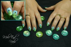 Mole End Handpainted Nail Art A Pinterest Collection By Mole End