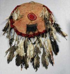 Comanche War Shield