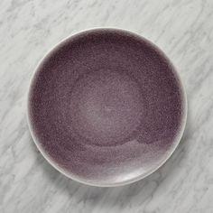 Jars Tourron Purple Dinner Plate - Crate and Barrel