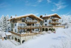 New luxury holiday apartments in Kaprun