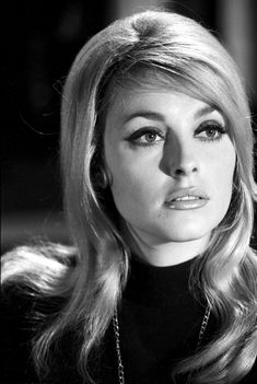 Sharon Tate- still think she was one of the most beautiful women ever.