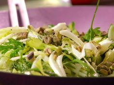 Fennel and Celery Slaw Recipe : Rachael Ray : Food Network - FoodNetwork.com