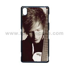 Sony Z3 Durable Hard Case Design With Ed Sheeran