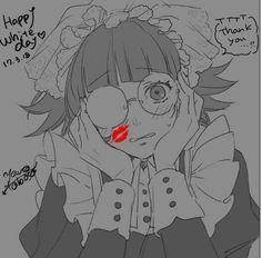 aahhhh Mey-Rin se ve tan linda ♥ ♥ Black Butler Ciel, Black Butler Kuroshitsuji, Manga Xd, My Little Pony, Haikyuu, Book Of Circus, Black Butler Characters, Fanart, Sebaciel