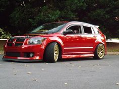 49ers 2008 Dodge Caliber SRT-4