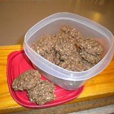 Healthier Soft Oatmeal Cookies Allrecipes.com