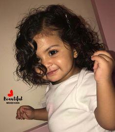Layla Valentina de Sá - 18 Months • Brazilian, Angolan & Irish ♥️