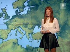 Córka Jana Tomaszewskiego została pogodynką w Polsacie!