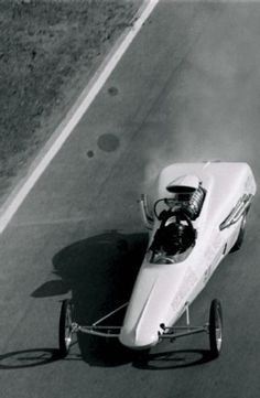 The Golden Age of Drag Racing
