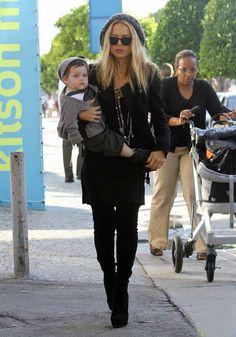 Rachel Zoe fashion mommy