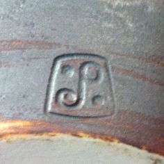 Potters Marks On Pinterest Pottery Clay Stamps And Stamps