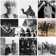 Gertrude Bell images, courtesy of the Gertrude Bell Archives, Newcastle University National Womens Day, Gertrude Bell, Bell Image, Mark Thompson, Newcastle University, The English Patient, Lawrence Of Arabia, English Writers, Women In History