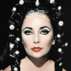 """Actress Elizabeth Taylor in """"Dr. Faustus"""" by photographer Nevill Coghill Elizabeth Taylor, Elizabethtaylor Hollywood Icons, Old Hollywood Glamour, Golden Age Of Hollywood, Vintage Hollywood, Classic Hollywood, Edward Wilding, Divas, Arte Marilyn Monroe, Robert Mapplethorpe"""