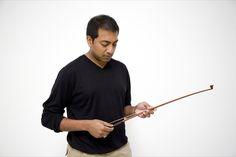 Classical musician portrait #violin  Dab Photo