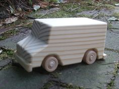 Wooden Toy Car Free Shipping BFCM by MyFathersHandsLLC on Etsy, $25.00