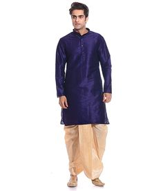 Dhoti kurta makes a nice statement wear for men, women and kids. Here the 15 best dhoti kurta designs in a different style for wedding and other occasions. Dhoti Mens, Kurta Men, Kids Indian Wear, Indian Groom Wear, Mens Ethnic Wear, White Kurta, Kurta Patterns, Looking Dapper, Next Clothes
