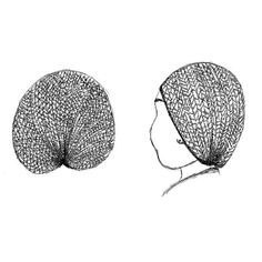 Tired of painful dots left on your forehead from your hair net? One Knot hair nets were designed with the rider in mind! With a smooth, flat front, no metal clamps and a knot placed at the nape of the neck, you can finally be comfortable in your hair net! http://www.equusnow.com/products/one-knot-hair-net.html