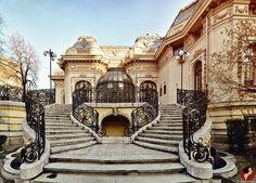 Casa Bazil G. Assan   Casa Oamenilor de Știință   București.