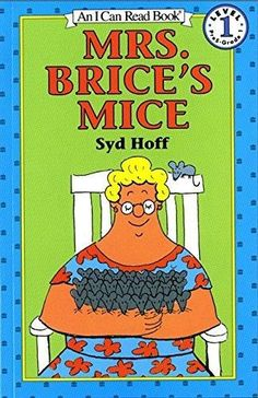 Mrs. Brice's Mice An Early I Can Read Book