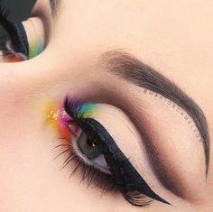Trucco arcobaleno - @marioncameleon