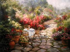 Tranquil by Paul Guy Gantner