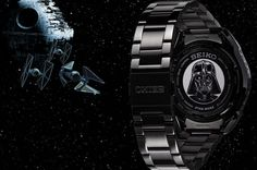 Star Wars x Seiko Collection
