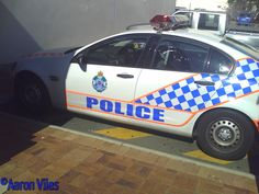 https://flic.kr/p/zkbRc7 | Queensland Police Service | Vehicle stationed at Logan Hyperdome Police Beat, Loganholme, QLD
