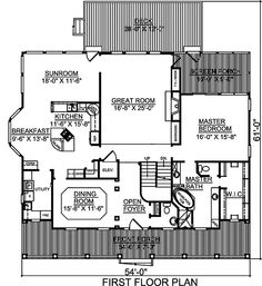 Garage Plans With Loft moreover Traditional Style House Plans 2934 Square Foot Home 2 Story 4 Bedroom And 3 Bath 0 Garage Stalls By Monster House Plans Plan18 465 moreover Exterior Design additionally 9810 further Dartmouth 536. on 1 5 story house plans with dormers