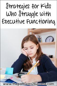 Many kids and teens struggle with executive functioning skills such as self-control, planning, organization, and time management. Use these ideas, free activities, and resources to provide higher tier interventions and support to your students. This article highlight routines, teaching study skills, problem-solving practice, mindful ways to start the day, and more. Helpful for elementary or middle or even high school teachers. #executivefunctioning Teaching Study Skills, Coping Skills, Life Skills, Social Work, Social Skills, Middle School Advisory, Adhd Strategies, Executive Functioning, Student Success