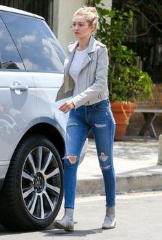 Gigi Hadid Model Style 73