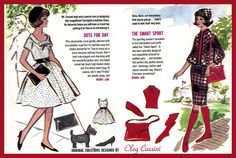 TINA CASSINI: 1960′S FASHION DOLL