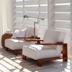 INDOOR SHUTTERS: Bringing The Outside In