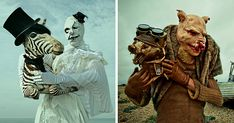 Wounderland: Surreal World Of Imagination, Nightmares And Taxidermy | Bored Panda