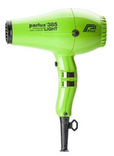 Parlux 385 Powerlight Professional Ionic and Ceramic Hair Dryer, 2150 Watts (GREEN) - http://beauty.reviewsbrand.com/parlux-385-powerlight-professional-ionic-and-ceramic-hair-dryer-2150-watts-green.html