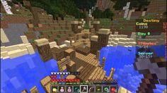 Minecraft Survival Games #12- The Easy Way! (+playlist)