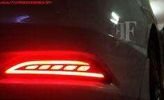 LED brake light installed by team ff car accessories, Chennai