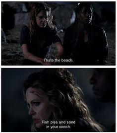 True Blood - Pam, best quote ever for summer :D lol