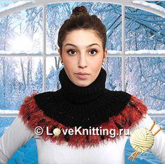 Воротник-пелерина Crochet Necklace, Fashion, Moda, Fashion Styles, Fashion Illustrations