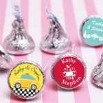 Favors and Flowers - Wedding & Party Supplies :: Wedding Favor Themes :: New York Wedding Favors :: New York Personalized Hershey®'s Kisses®