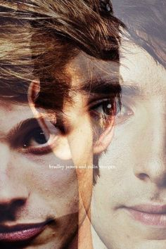 Merlin and King Arthur, im just gonna say, in a weird way they kinda look like a young sherlock and watson, merlin even has the scarf, lol